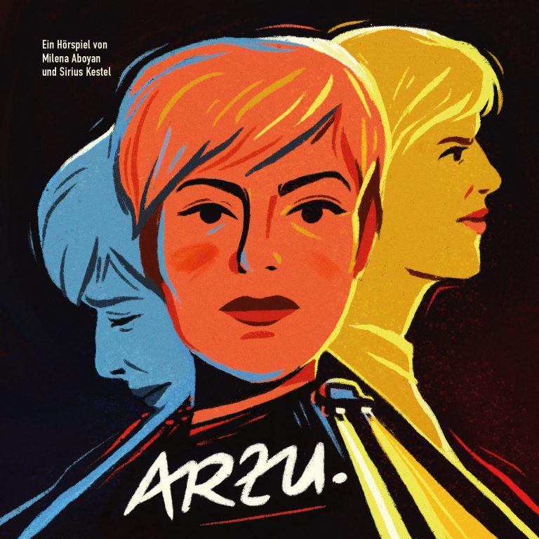 ARZU Hoerspiel Cover